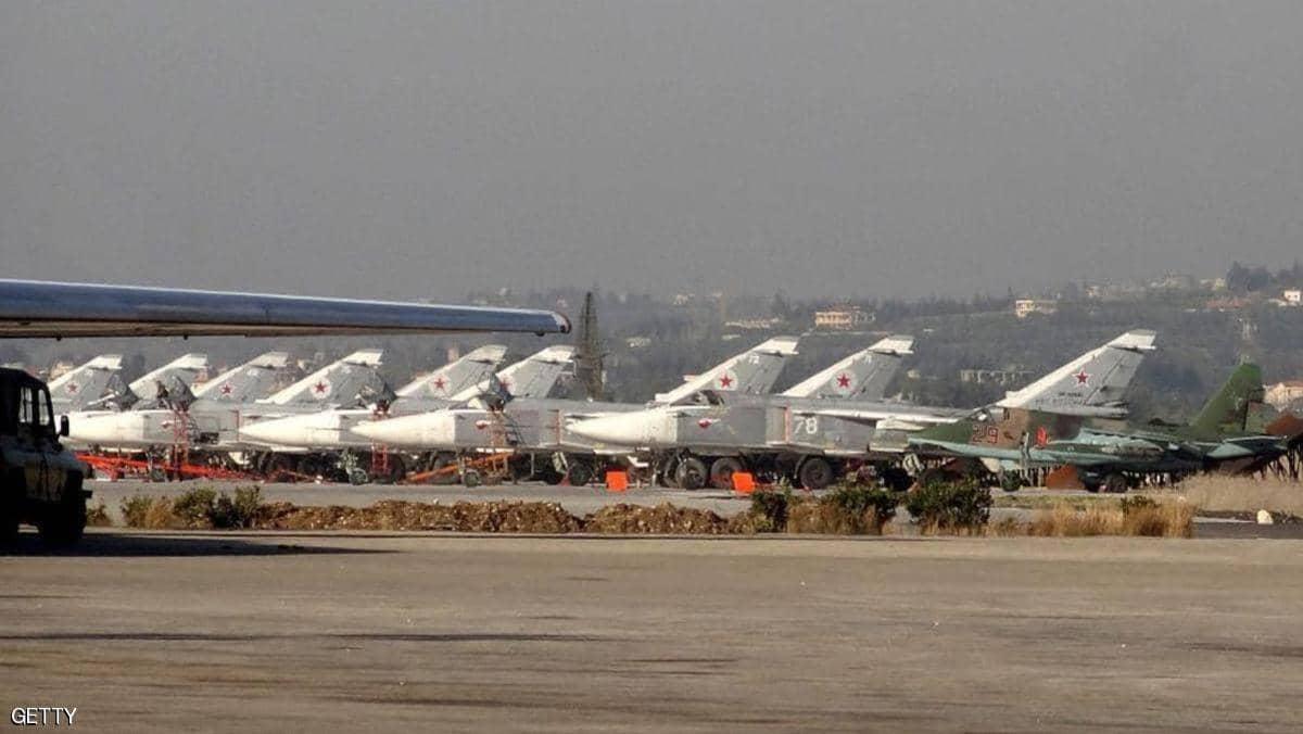 قاعدة عسكرية روسية في سوريا