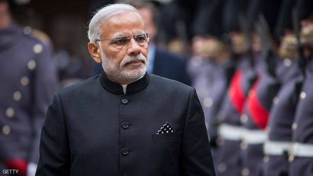 رئيس وزراء الهند ناريندا مودي