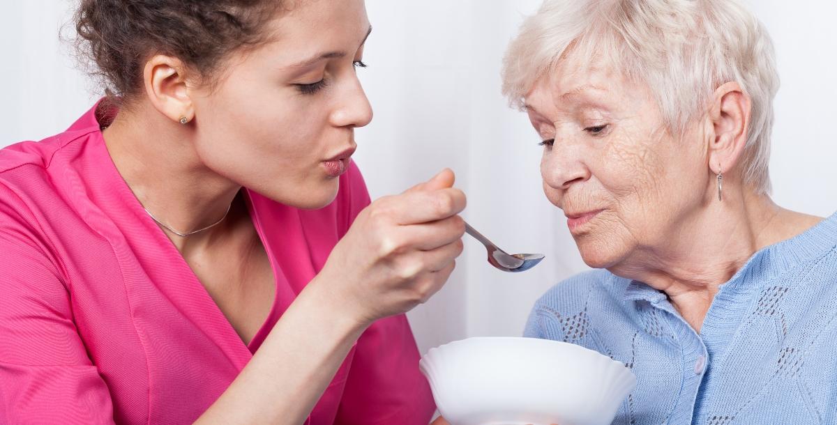 كبار السن- فقد الشهية