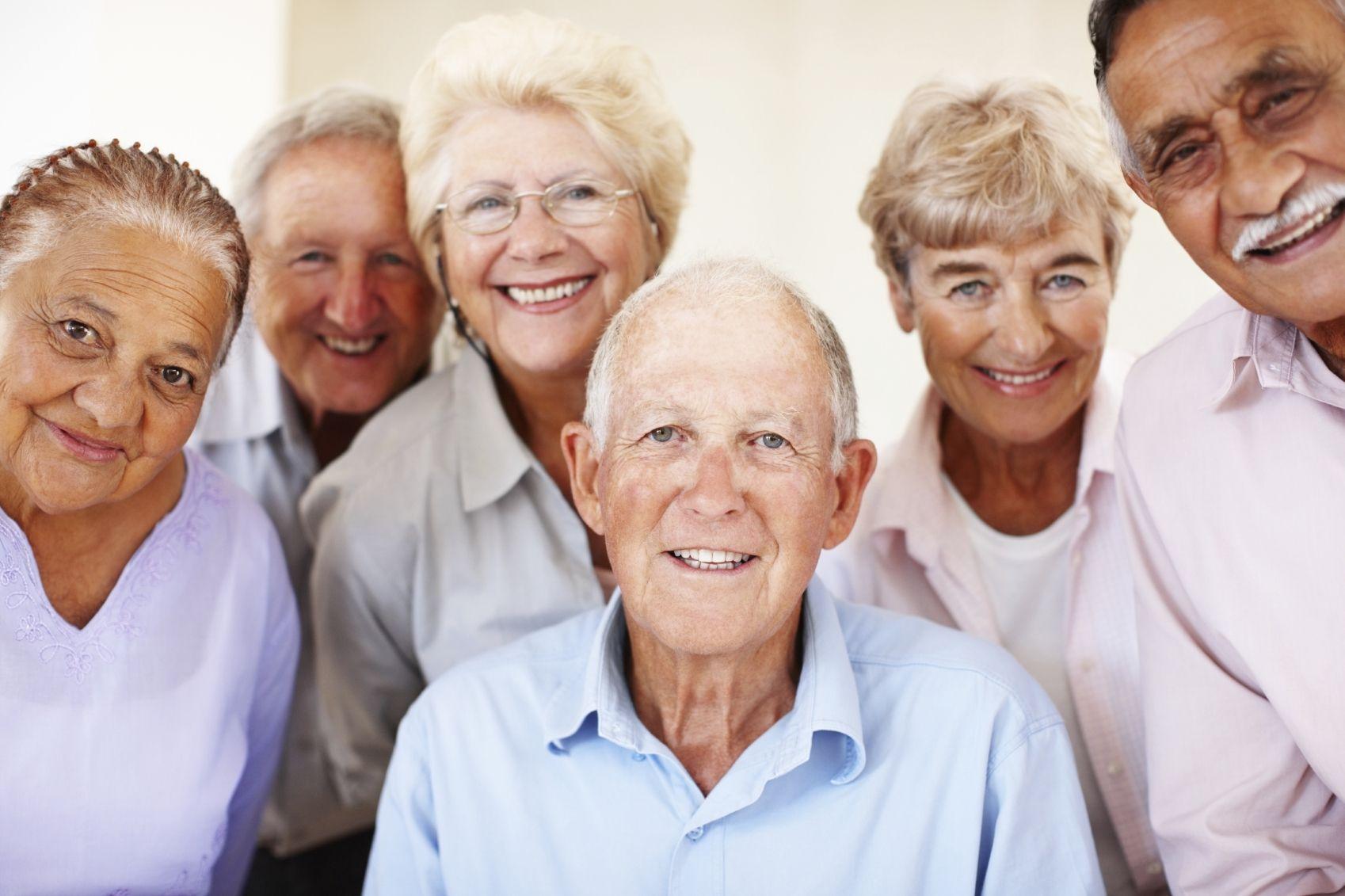 شيخوخة- كبار السن