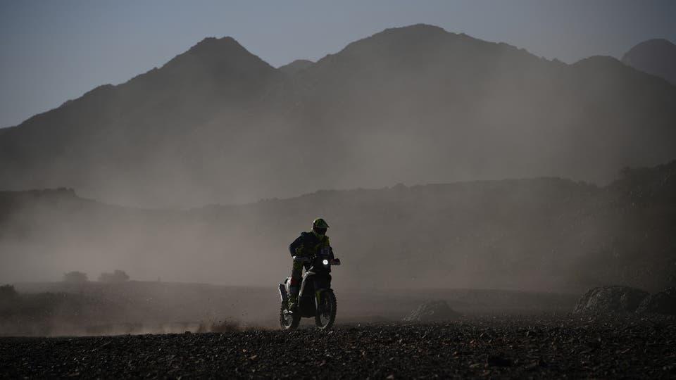 رالي داكار- الدراجات النارية