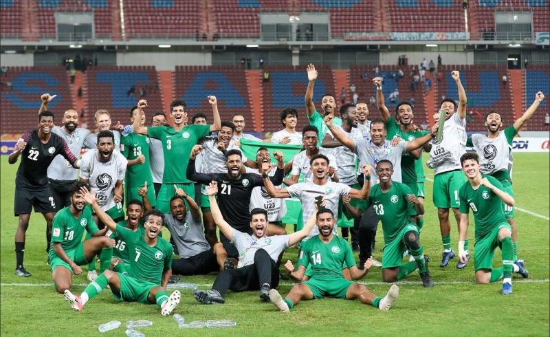 المنتخب السعودي تحت سن 23