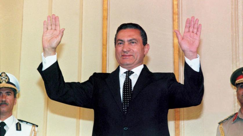 الرئيس حسني مبارك