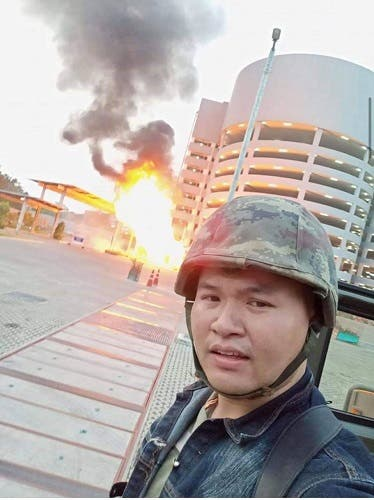 مجزرة في تايلاند