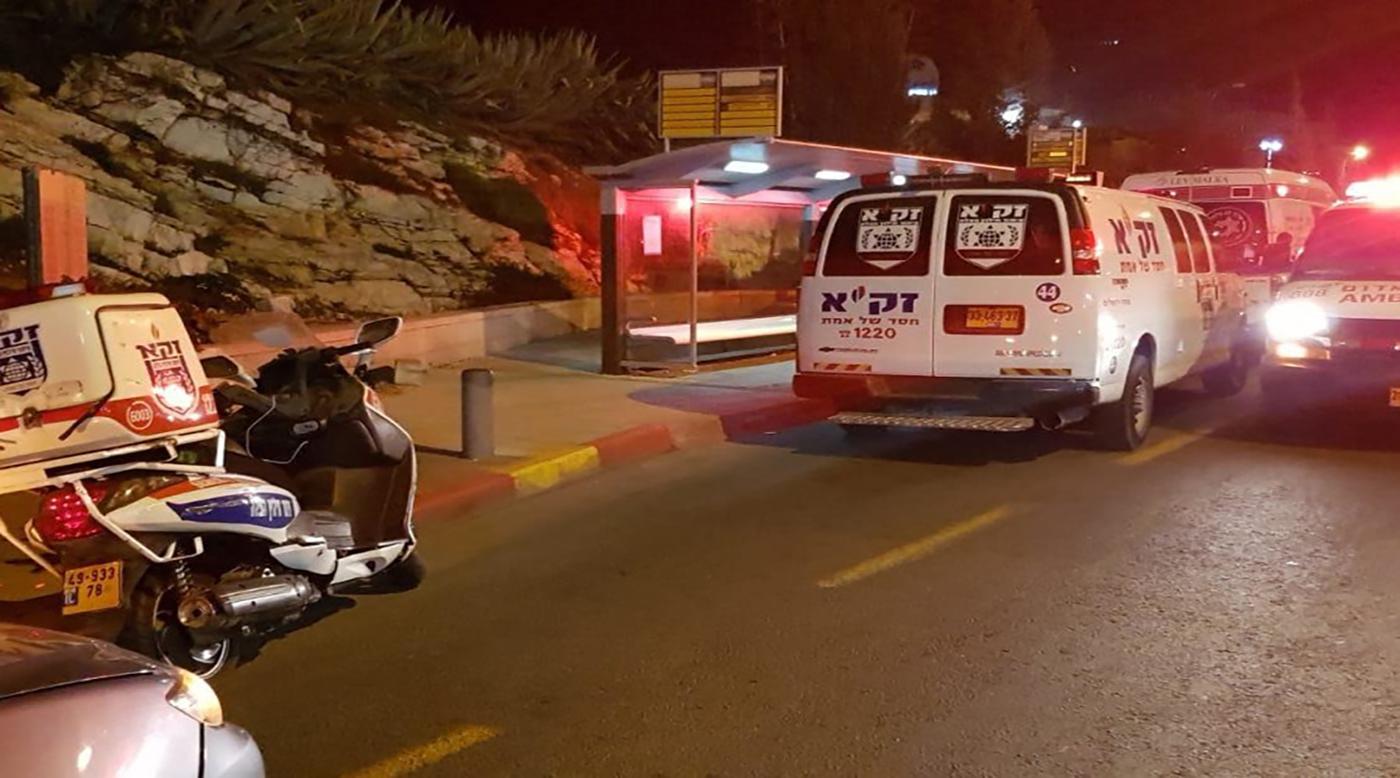 عملية دهس اسرائليين في القدس