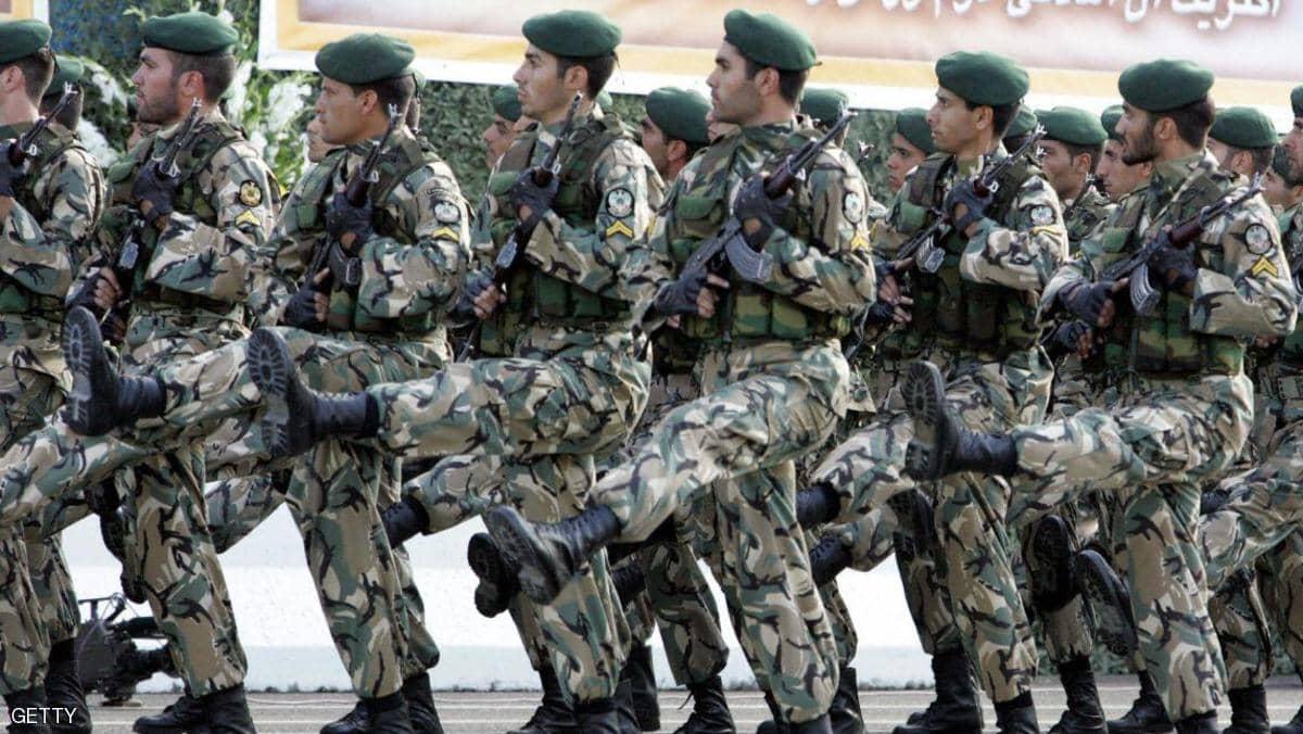 جنود إيرانيون- إيران