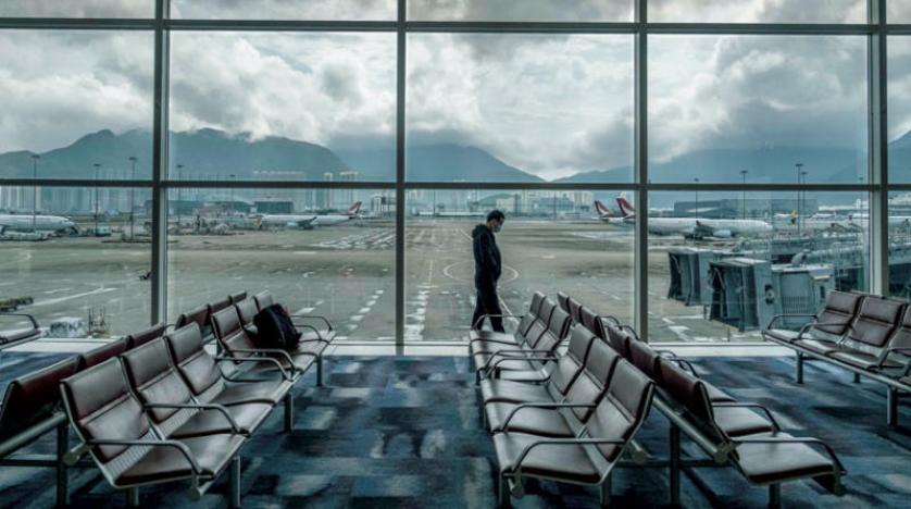 كورونا - قطاع الطيران