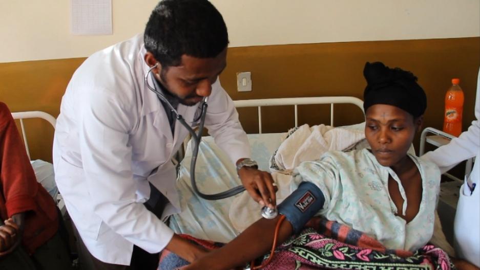 الصحة في إثيوبيا
