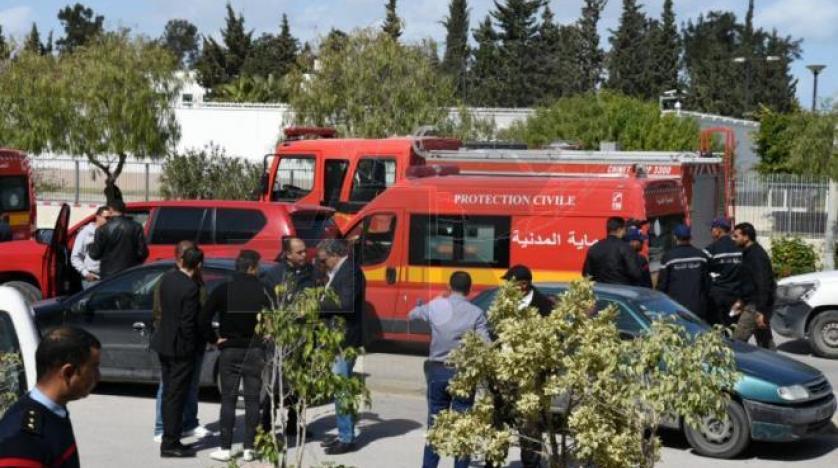 تفجير انتحاري في تونس