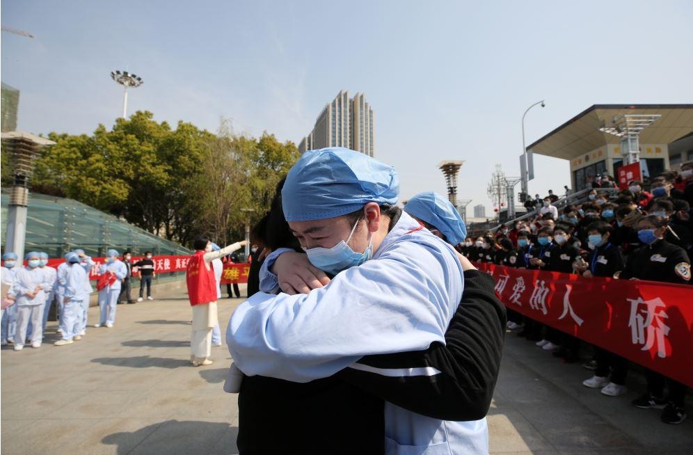 ووهان في الصين - كورونا