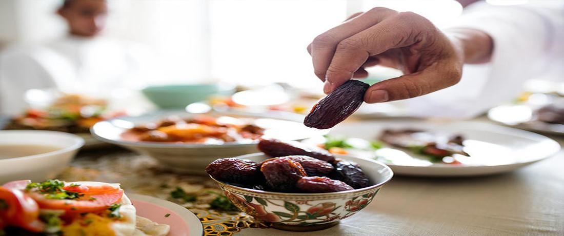 تمر- شهر رمضان