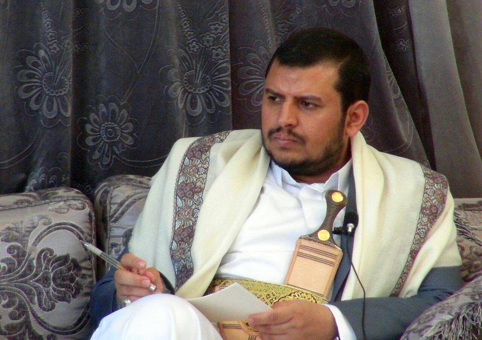 زعيم الجماعة الحوثية عبد الملك الحوثي