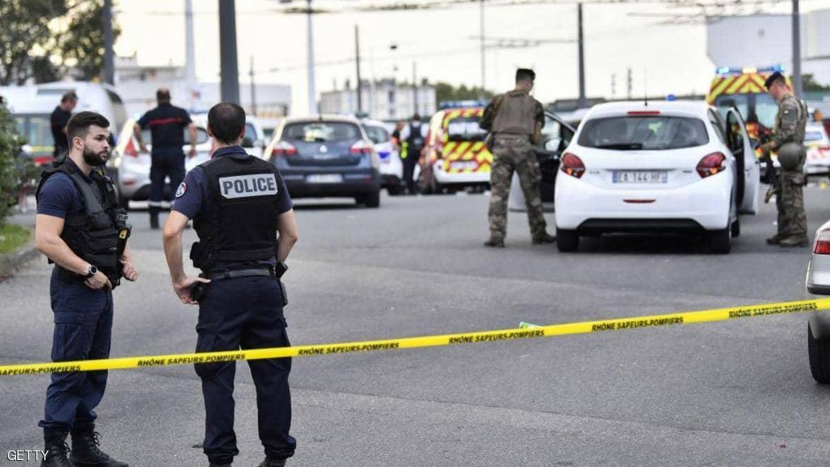 الشرطة الفرنسية