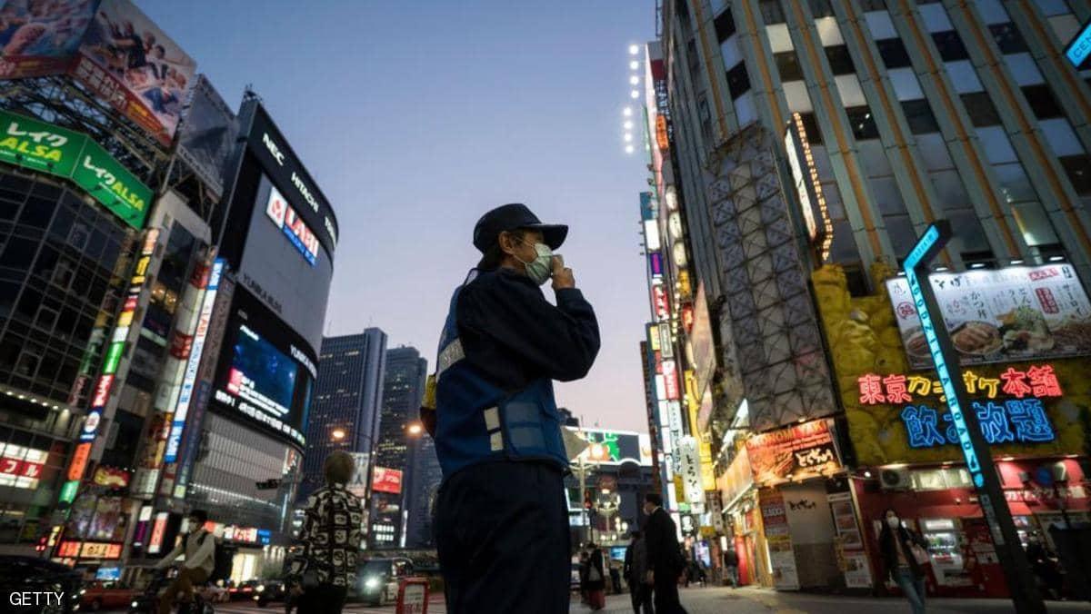 كورونا في اليابان