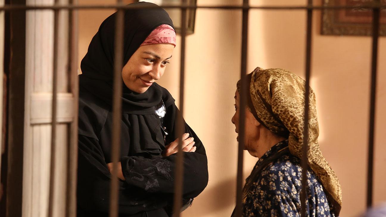 منة شلبي من مشاهد فيلم نوارة
