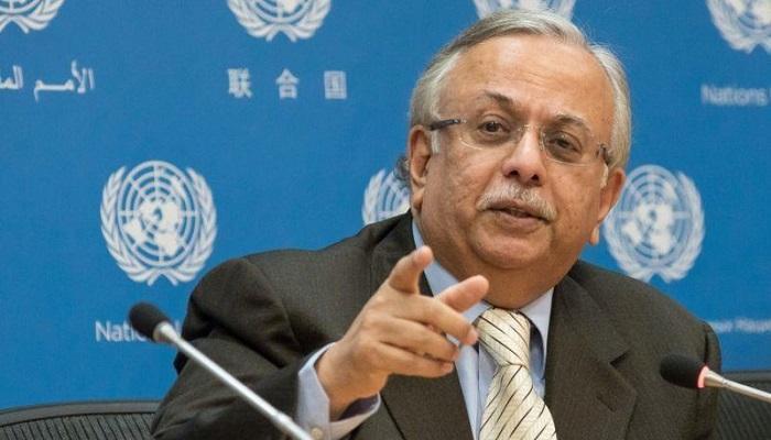السفير عبد الله المعلمي