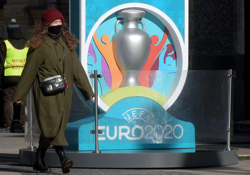 يورو 2021 - كرة القدم