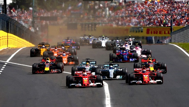 بطولة العالم للفورمولا