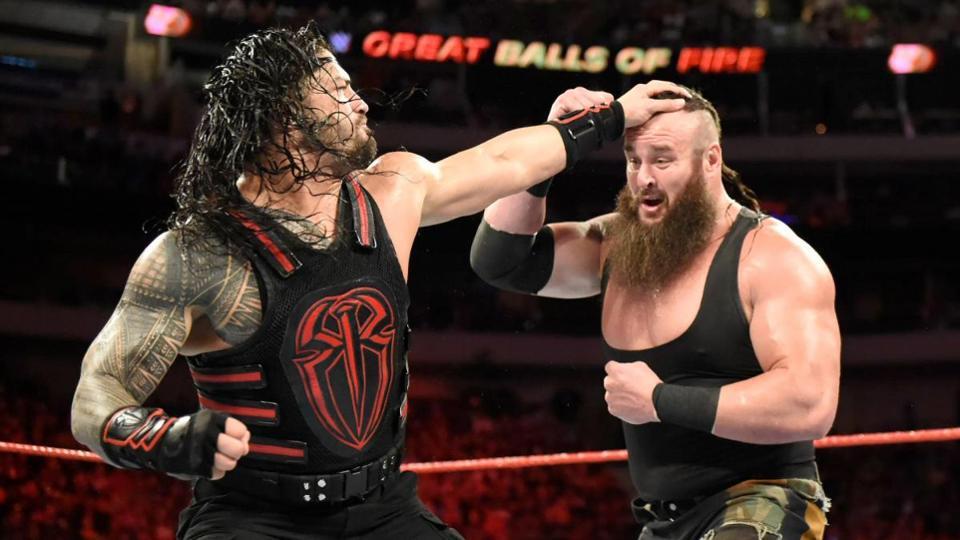 WWE - المصارعة الحرة