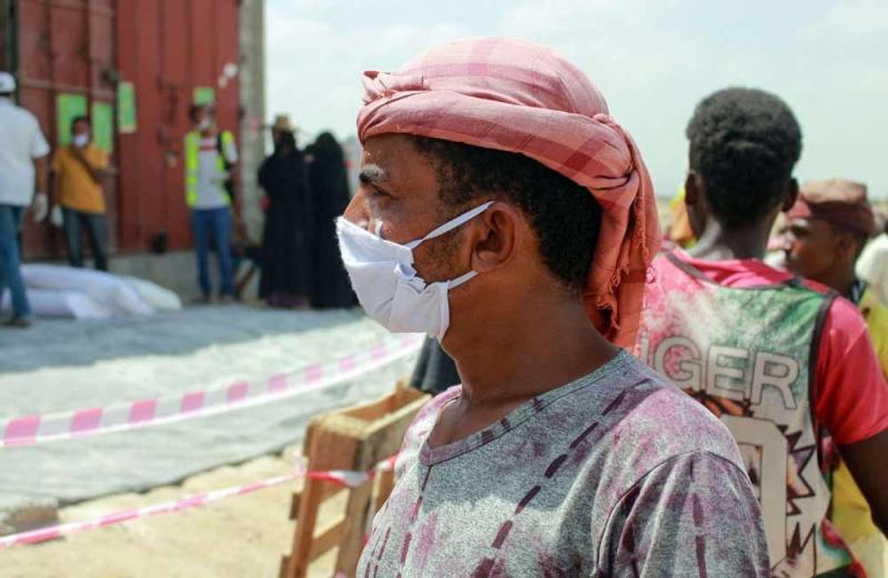 فيروس كورونا في اليمن