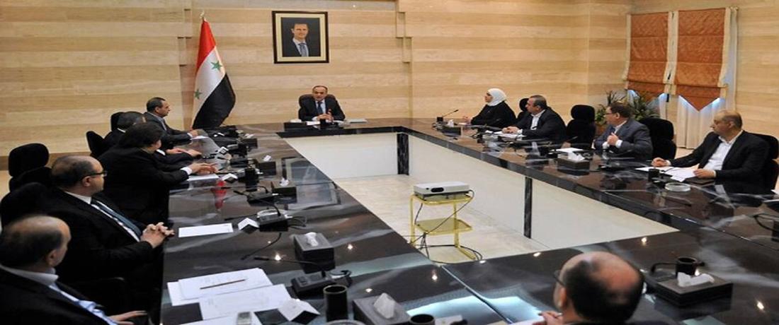 الحكومة السورية - سوريا