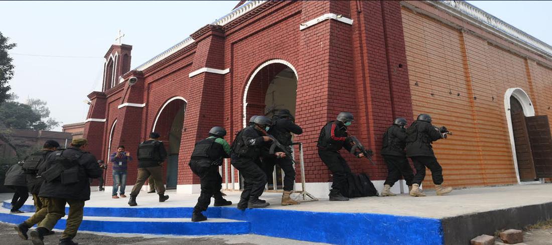 الشرطة الباكستانية- باكستان