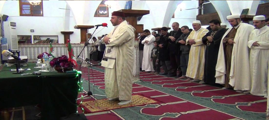 الصلاة في الجزائر