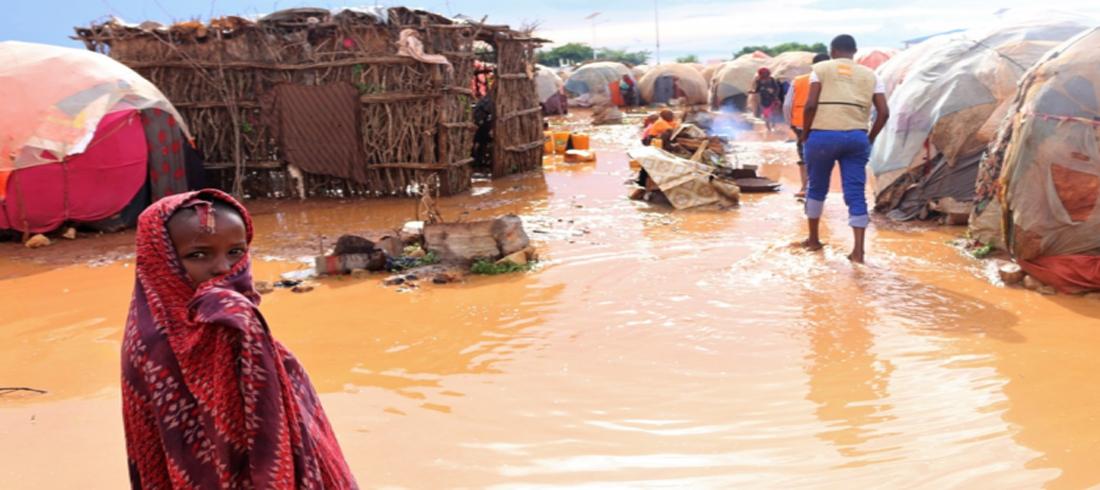 الفيضانات في كينيا