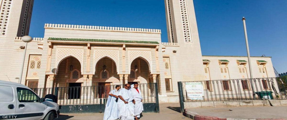 المساجد في موريتانيا