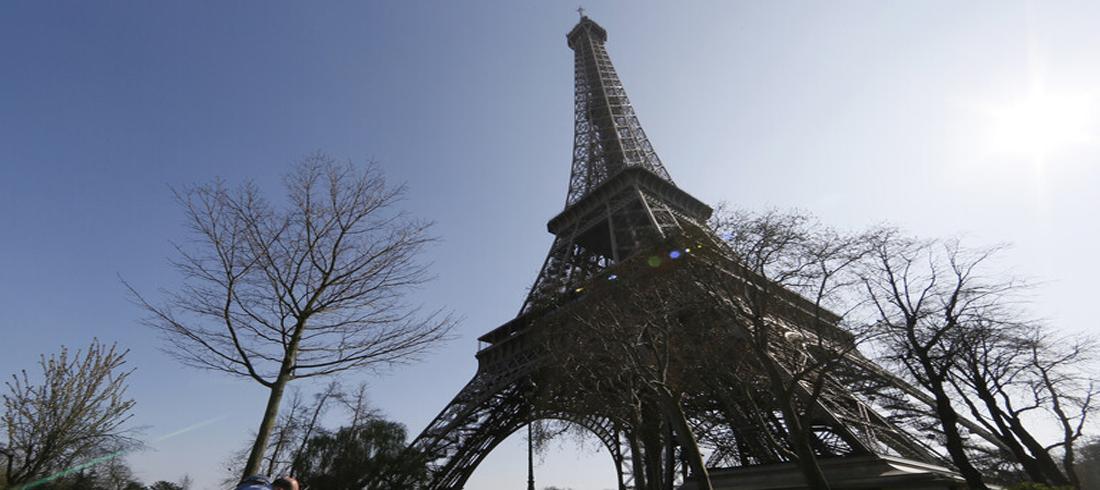 برج إيفل - فرنسا
