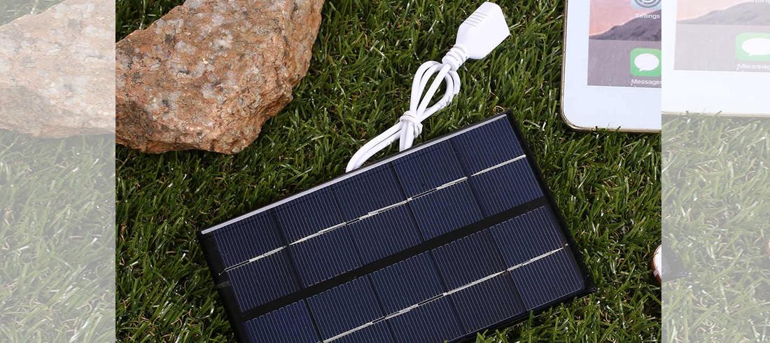 خلايا شمسية فائقة المرونة