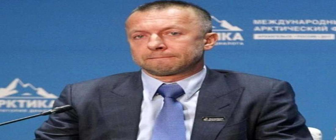 رجل الأعمال الروسي الملياردير دميتري بوسوف
