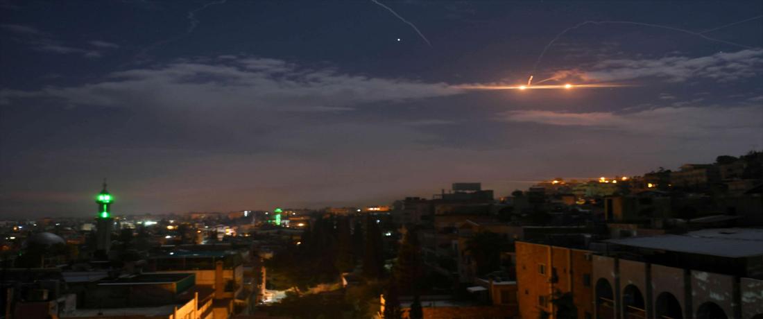 سوريا- هجوم على سوريا