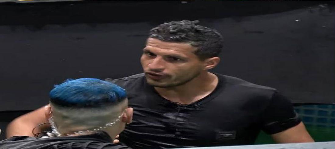 طارق حامد في رامز مجنون رسمي