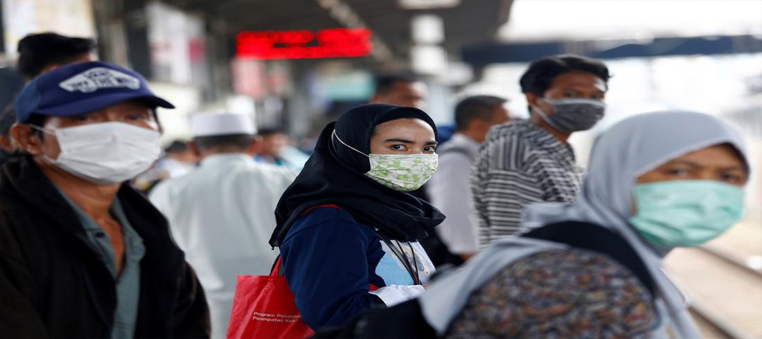 كورونا في أندونسيا