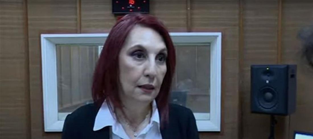 نوار المولوي زوجة رئيس وزراء لبنان حسان دياب
