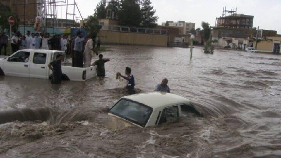 سيول في إيران