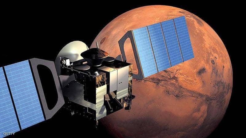 المريخ - الفضاء