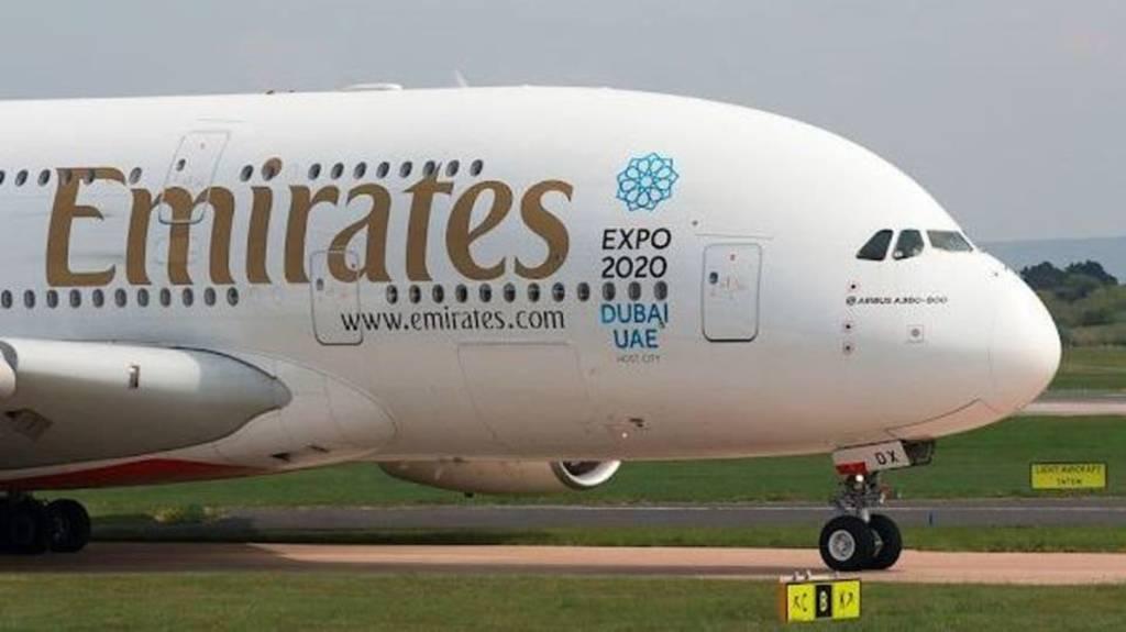 الطيران الاماراتي - الامارات