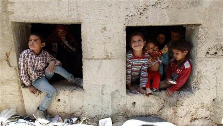 أطفال في اليمن