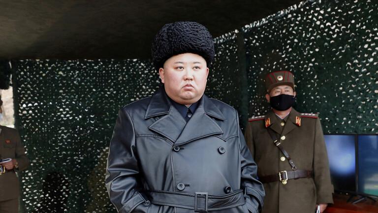 زعيم كوريا الشمالية -كيم جون أون