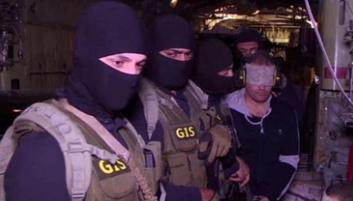 هشام عشماوي في قبضة الأمن المصري