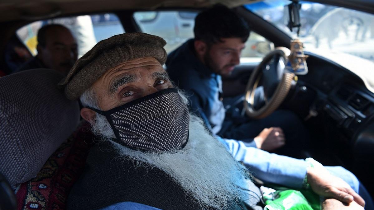 كورونا في افغانستان